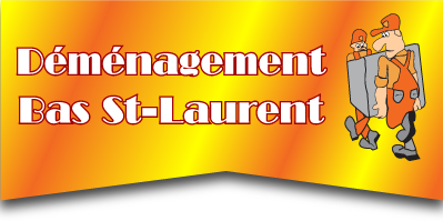 Déménagement Bas St-Laurent
